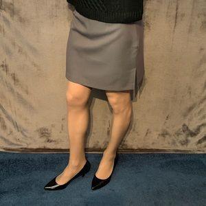 Used XOXO Gray Mini Skirt Size S